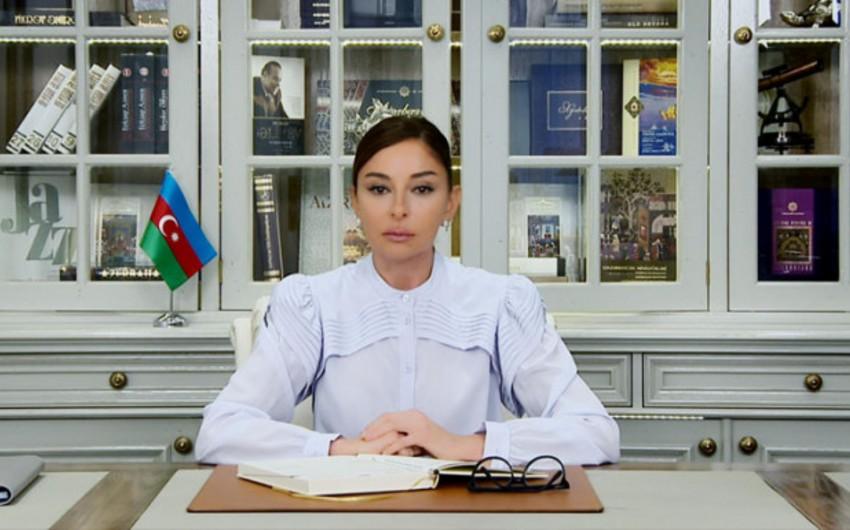 Мехрибан Алиева поздравила азербайджанских паралимпийцев