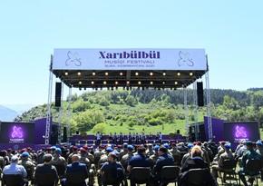 """Şuşada """"Xarıbülbül"""" festivalı çərçivəsində bu gün qala konsert keçiriləcək"""