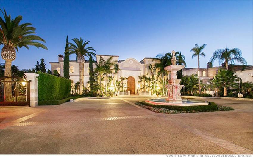 ABŞ-da ən bahalı evin qiyməti 195 mln. dollardır