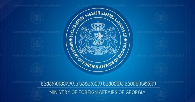 MFA: Georgia to further enhance strategic partnership with Azerbaijan