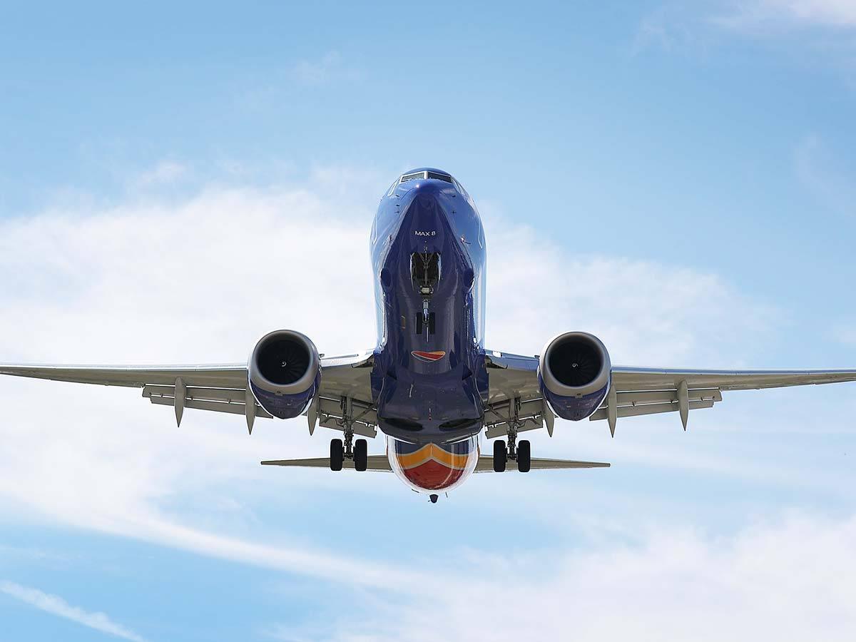 US  allows to start  Boeing 737 MAX test flights