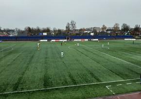Latviya klubu futbol matçına 8 oyunçu ilə çıxıb