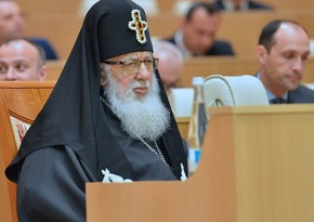 Resignation of Georgian patriarch to be discussed