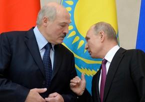 Putin, Lukashenko discuss situation in Karabakh over phone