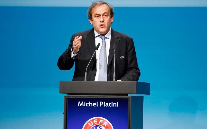 Mişel Platininin üzərindən korrupsiya ittihamı götürülüb