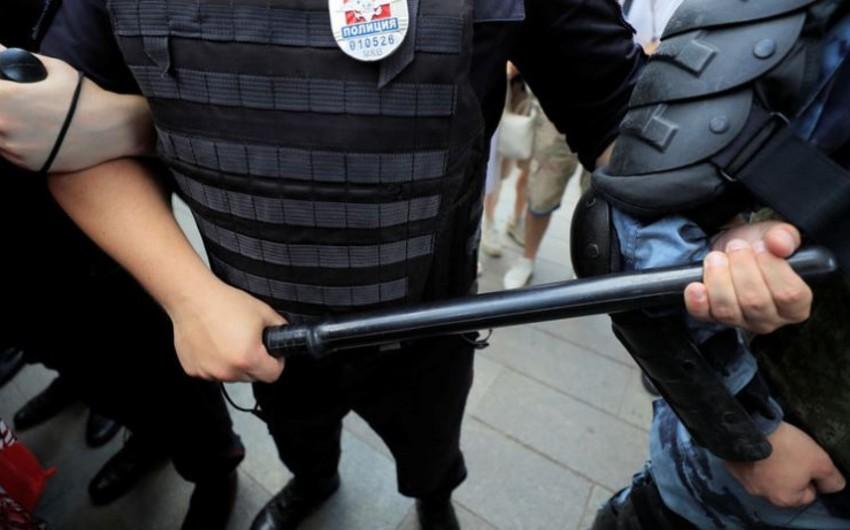 Avropa İttifaqı Moskvada aksiya zamanı saxlanılanlarla bağlı bəyanat yaydı