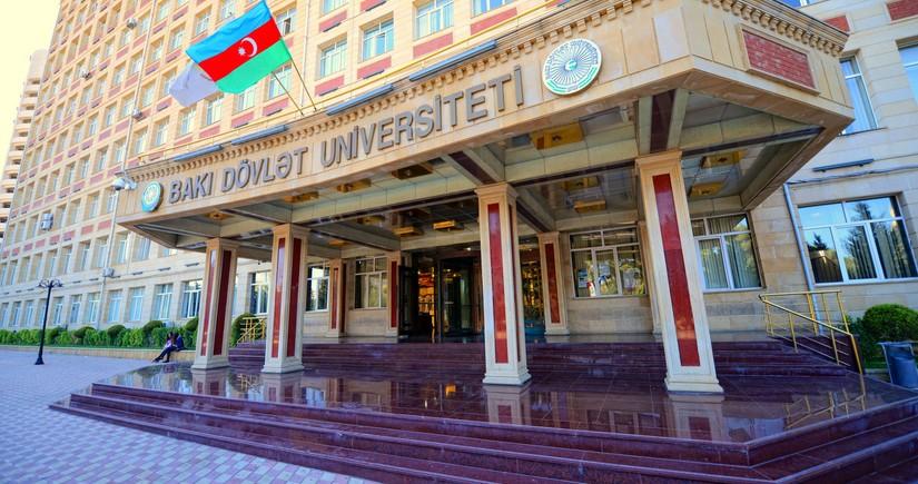 BDU professorun universitetə buraxılmaması ilə bağlı açıqlama yaydı