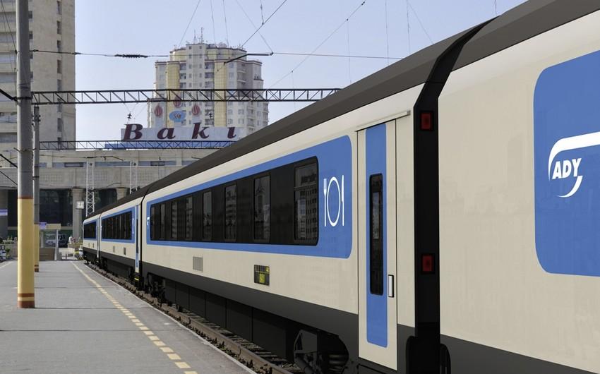 Bakı-Tbilisi-Qars dəmir yolu xəttinin qatarlarında dəyişiklik olacaq