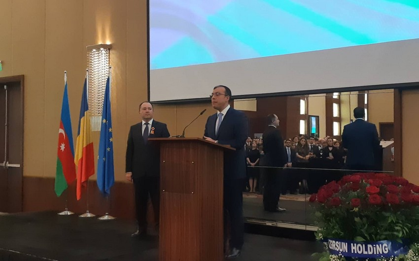 Ambassador: Over 10 years, the links between Romania and Azerbaijan have grown even stronger