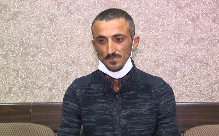 Hacıqabulda qadını öldürüb Bakıda gənci bıçaqlayan şəxs saxlanıldı