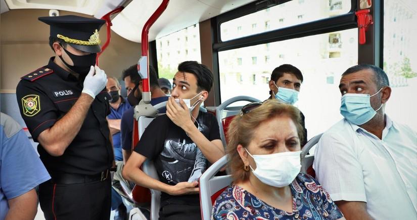 Полиция провела рейд в Баку