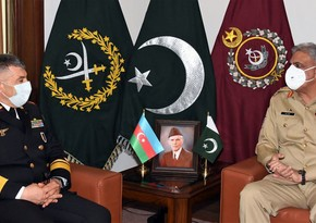 Commander of Pakistan's Land Forces says ready to join demining in Azerbaijan's liberated lands