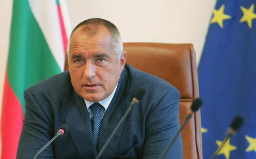 Boyko Borisov: Bolqarıstan qaz tədarüklərini Azərbaycan vasitəsi ilə şaxələndirməyə ümid edir