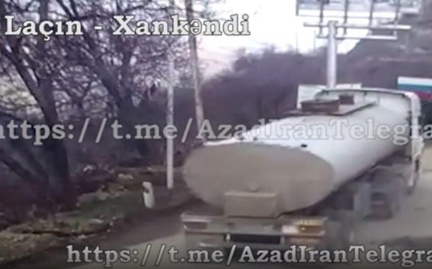 Иран и российские миротворцы организовали контрабанду в Карабах? - ВИДЕО