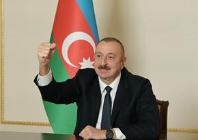 День Победы в Азербайджане будет отмечаться ежегодно 8 ноября