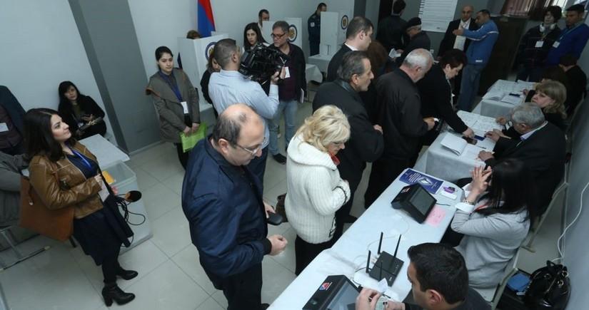 Ermənistan bloku: Ölkə tarixində belə seçki pozuntuları olmamışdı