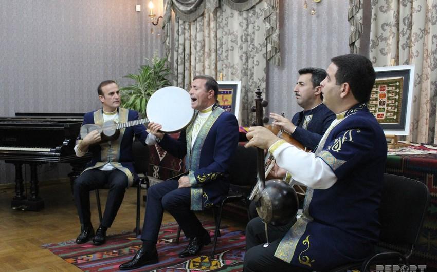 Azərbaycanlı və gürcü musiqiçilər Tbilisidə birgə konsert proqramı ilə çıxış ediblər - FOTO