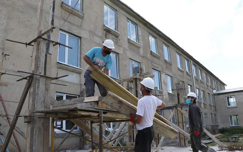 Bakıda 6 yeni məktəb binası tikilir