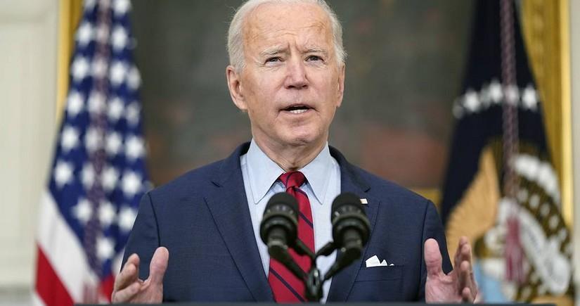 Biden to request $715 for Pentagon