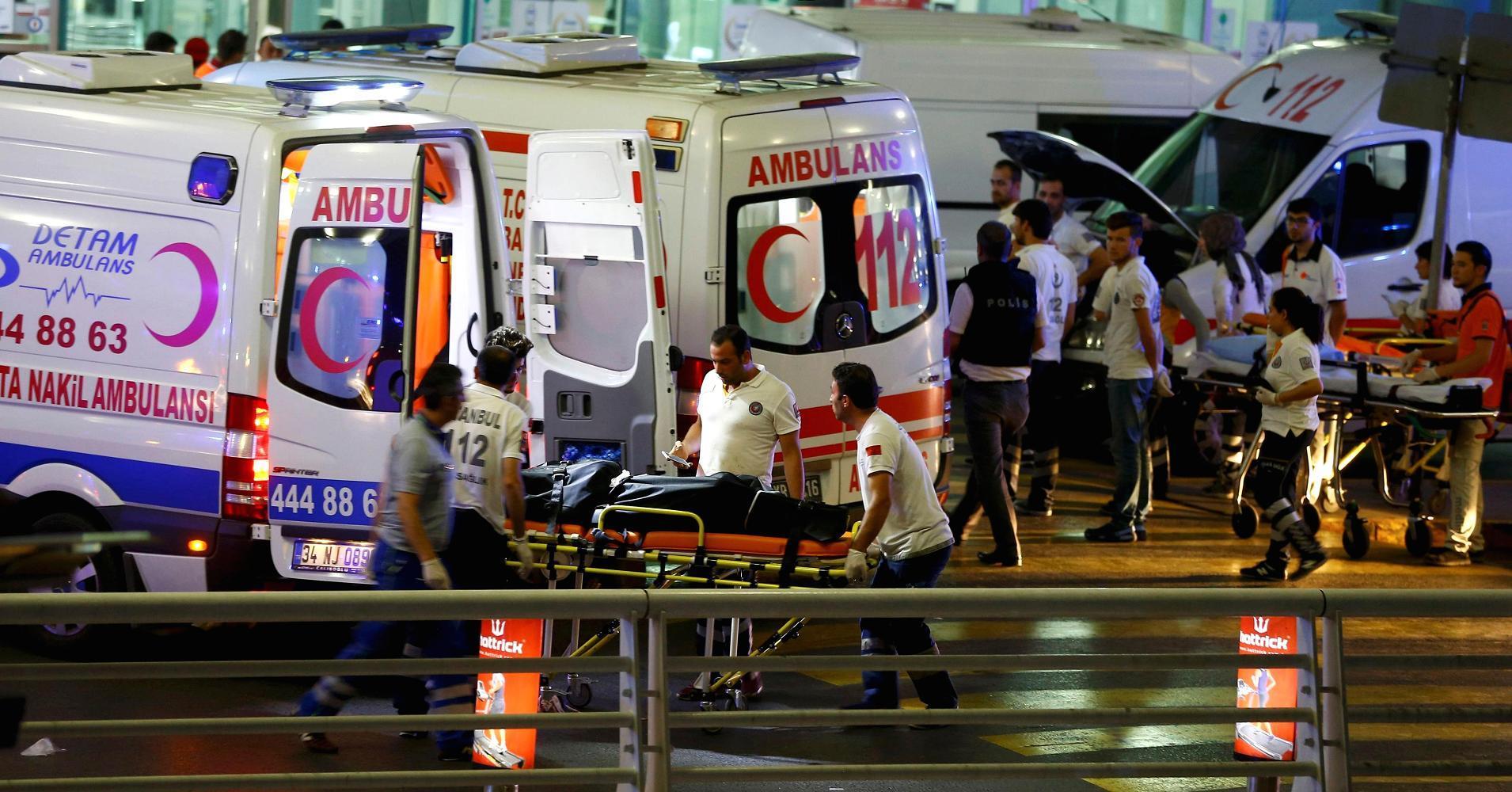 МИД Азербайджана осудило теракт, совершенный в стамбульском аэропорту