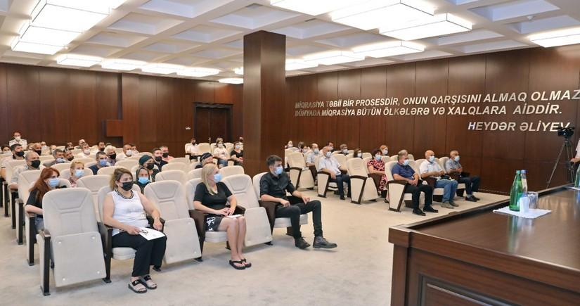 DMX: 245 nəfər Azərbaycan vətəndaşlığına qəbul edilib