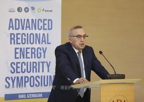 Beglyarbekov: SOCAR to continue ensuring Europe's energy security