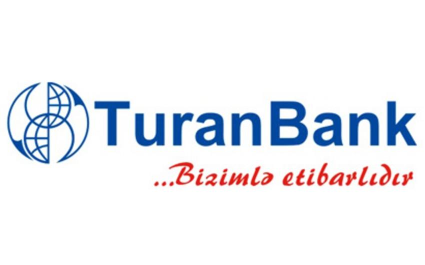 """""""Turanbank"""" bu il aktivlərini 2% artırıb"""