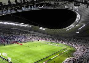 DÇ-2022-nin 3 stadionunda Çempionlar Liqasının oyunları keçiriləcək