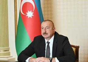 Azərbaycan Prezidenti Belarusla münasibətlərdən danışıb: Razılaşdırdığımız məsələlərin praktiki həllini görürük