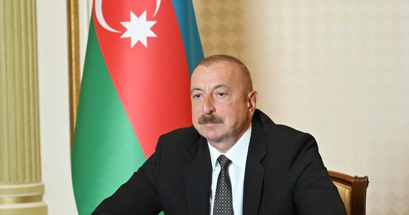 Prezident: Belarus və Azərbaycan qarşılıqlı fəaliyyətin, əməkdaşlığın yüksək səviyyəsini nümayiş etdirir