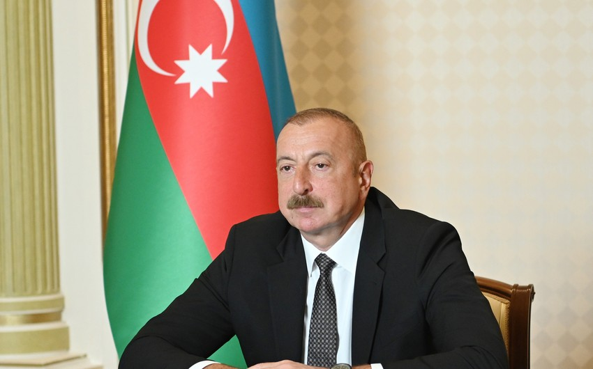 Azerbaijani president on relations with Belarus: We see progress in all directions