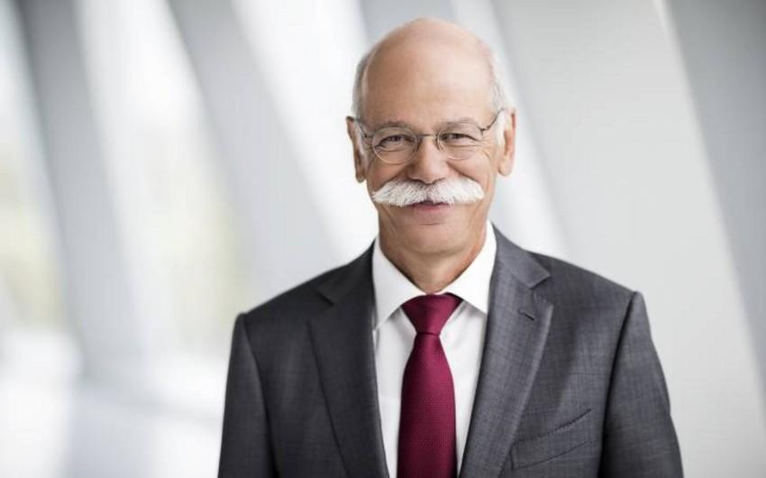 Mercedes tarixi qərar qəbul edib