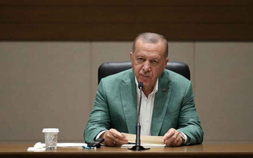 Türkiyə prezidenti: ABŞ-la qarşı-qarşıya gəlməyi arzulamırıq