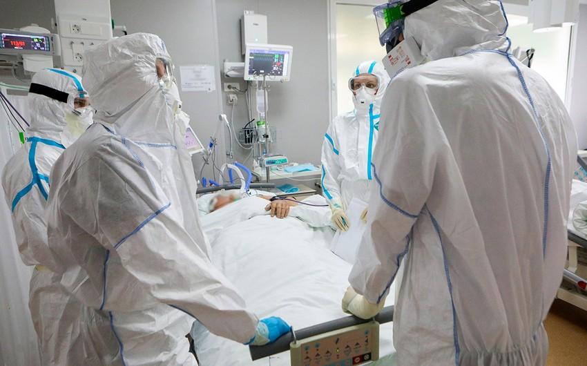 Rusiyada daha 150 nəfər pandemiyanın qurbanı oldu