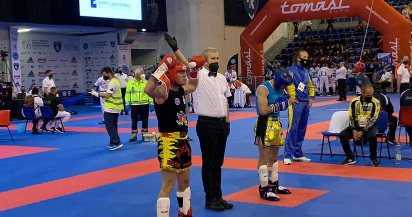 Azərbaycan kikboksçusu 26-cı dəfə dünya çempionu olub