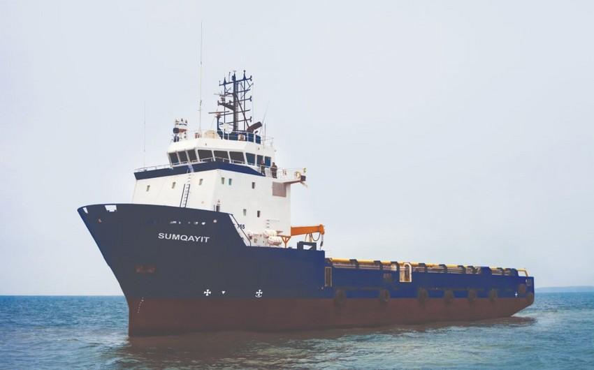 Завершился капитальный ремонт буксирного судна Сумгайыт