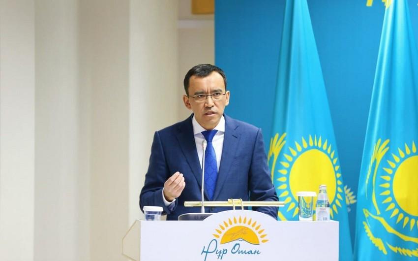 Qazaxıstanlı parlamentari peyvənd pasportlarının MDB-də qarşılıqlı tanınmasını təklif edib