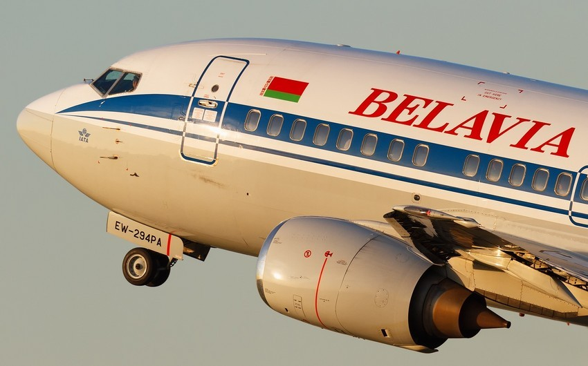 France closes its skies to Belarusian planes