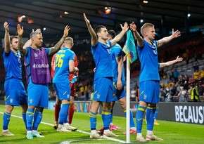 Евро-2020: Сборная Украины вышла в 1/4 финала