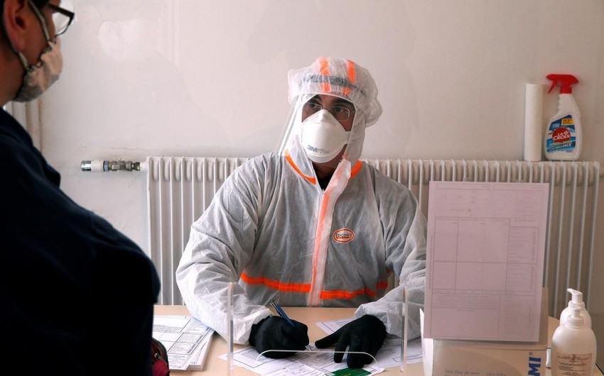 Gürcüstanda koronavirusa yoluxanların sayı 928-ə çatdı