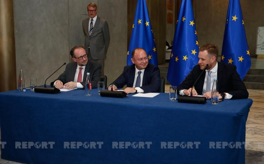 В ЕС обсудят итоги визита глав МИД Австрии, Румынии и Литвы на Южный Кавказ