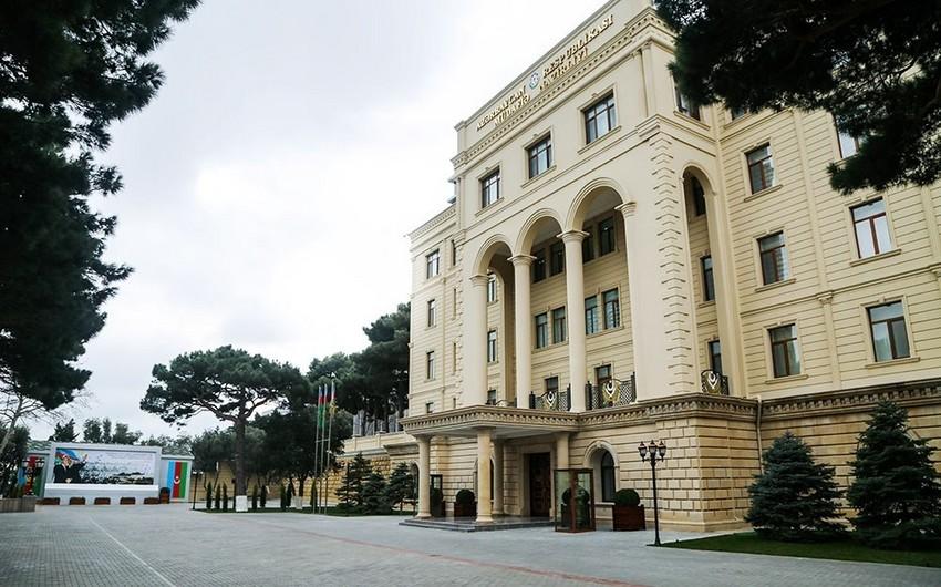 MN: Azərbaycan tərəfi mülki əhalini, mülki yaşayış məntəqələrini atəşə tutmur