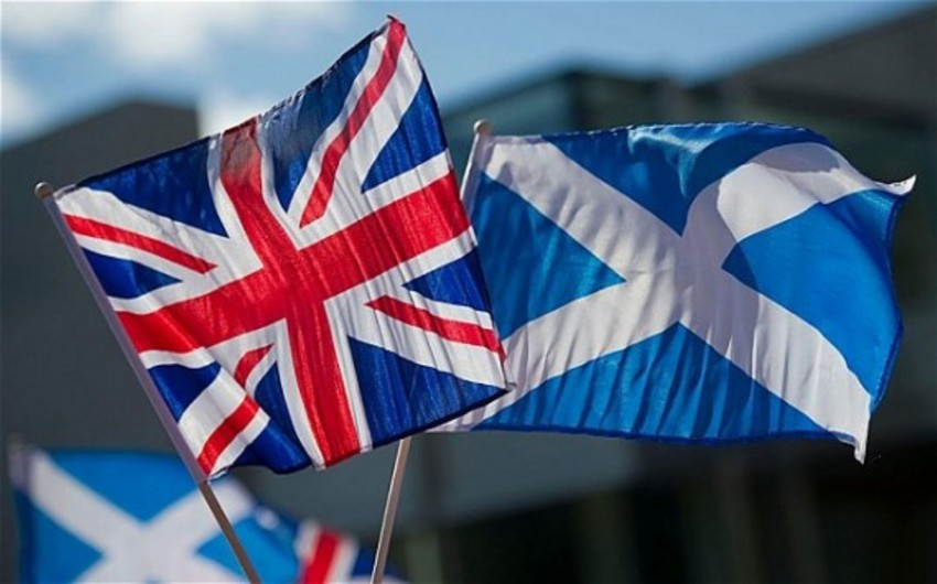 Scotland votes to remain part of the United Kingdom