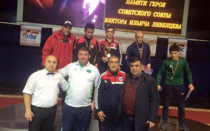 Azərbaycan boksçusu beynəlxalq turnirin baş mükafatına layiq görülüb