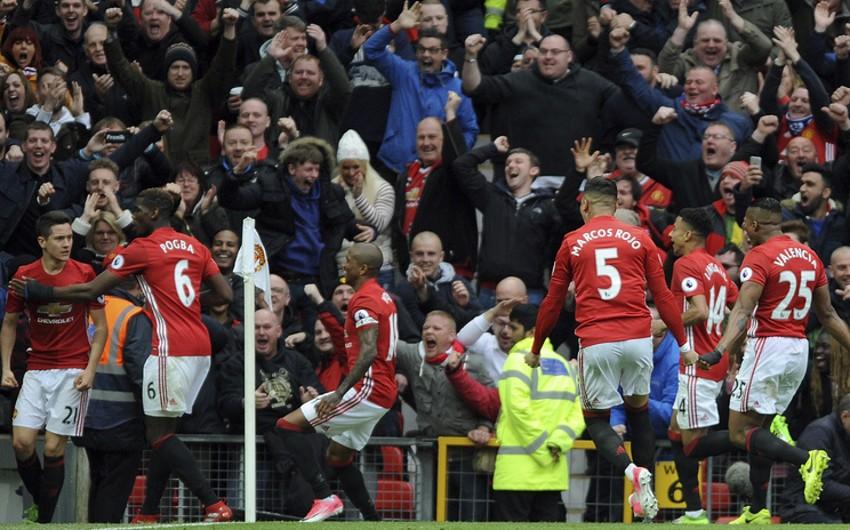 Манчестер Юнайтед победил Челси в матче чемпионата Англии