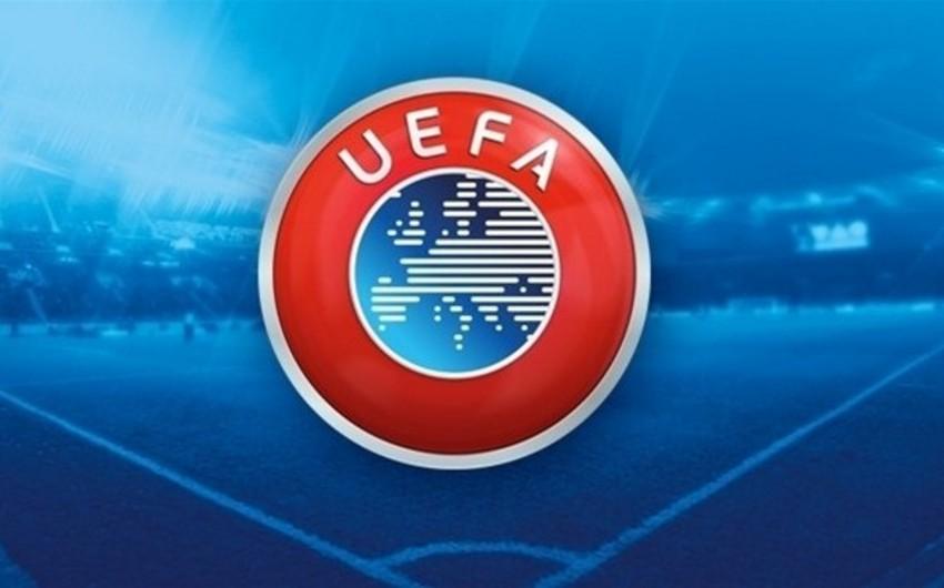 UEFA şərti olaraq Rusiya yığmasını Avro-2016-nın sonuna qədər diskvalifikasiya edib