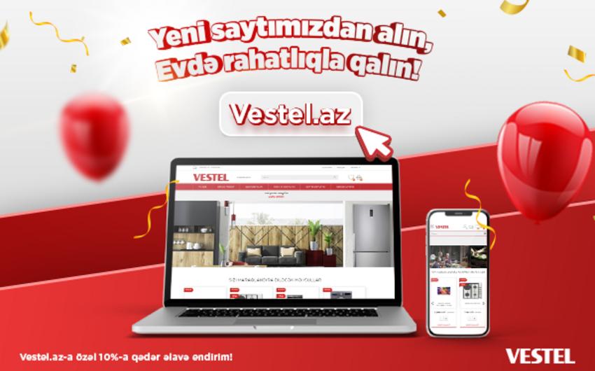 Vestel Azərbaycandan qazandıran yenilik