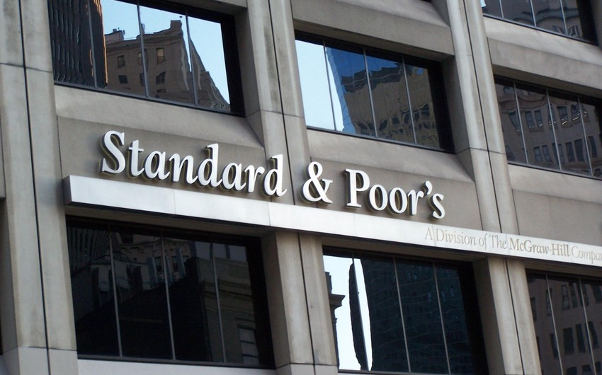 """""""Standard & Poor's"""" Ukraynanın reytinqini təsdiqləyib"""