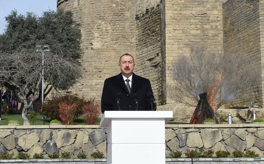Prezident İlham Əliyev: Azərbaycan çalışır ki, müsəlman aləmində birlik möhkəmlənsin, güclənsin