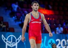 Azerbaijani wrestler takes lead in global ranking